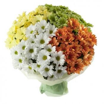 Букет № 16 из веточной хризантемы
