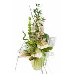 Букет № 58 из орхидей и антуриумов