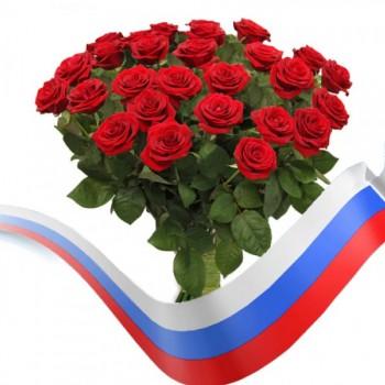 Российская роза по 40р.