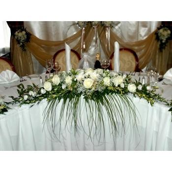 настольная свадебная композиция 1