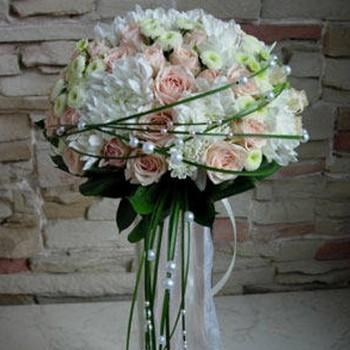 Букет невесты № 5