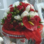 Букет невесты № 6