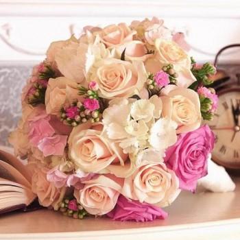 букет невесты № 3