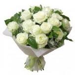 Белые розы, №1